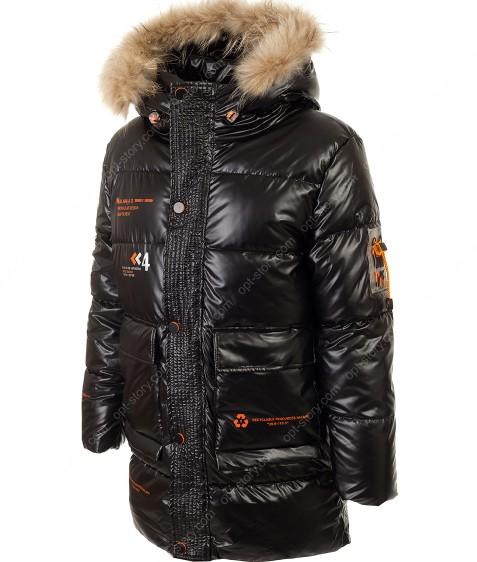 LD-837# черный Куртка маль. 140-164 по 5