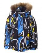 W-34 синий Куртка мальчик 98-122 по 5