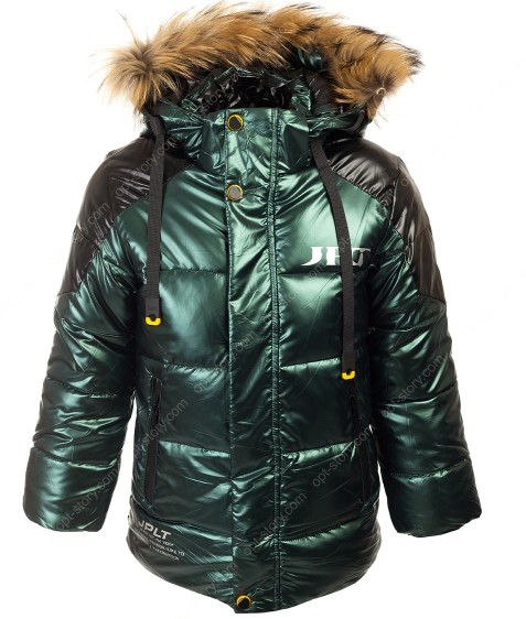 HM-223 хаки Куртка маль. 122-146 по 5 шт