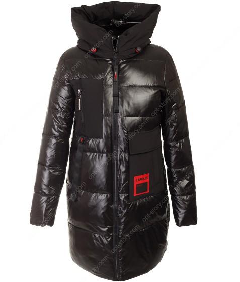 1093#1 Куртка жен S-3XL по 6