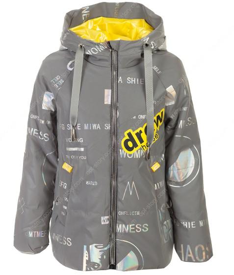 2116 куртка Девочка рефлект 134-158 по 5