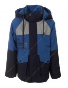 GL-09#  синяя Куртка мальчик 110-134 по 5