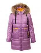 HM-1117 пудра Куртка девочка 140-164 по 5