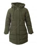 32532 хаки Куртка девочка  116-140 по 5