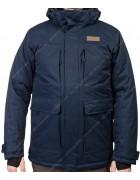 M-09  purlish blue Куртка мужская M-3XL по 5