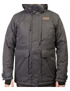 M-09 dark grey Куртка мужская M-3XL по 5