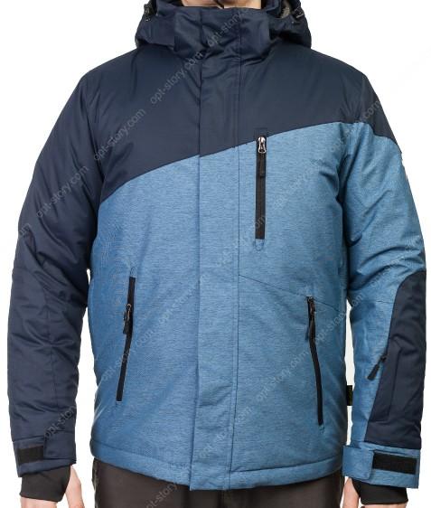M817013 Tibetan blue denim blue Куртка мужская M-3XL по 5