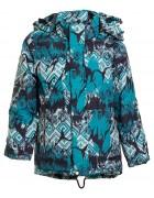 HL- 0805 бирюза Куртка девочка 116-140 по 5