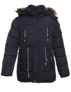A8 тем.синий Куртка мальчик 146-170 по 5