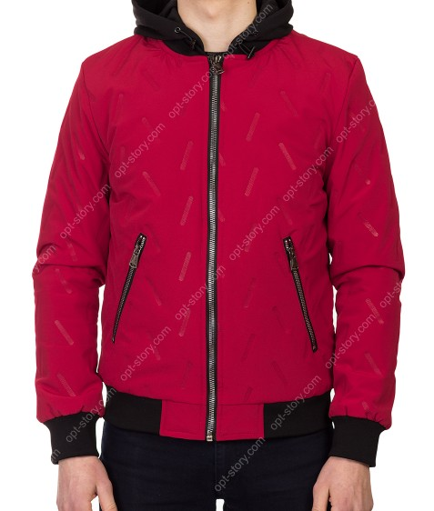 5621 красн Куртка мужская M-2XL по 4