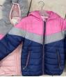 CH6090 роз. Куртка девочка 4-12 по 6