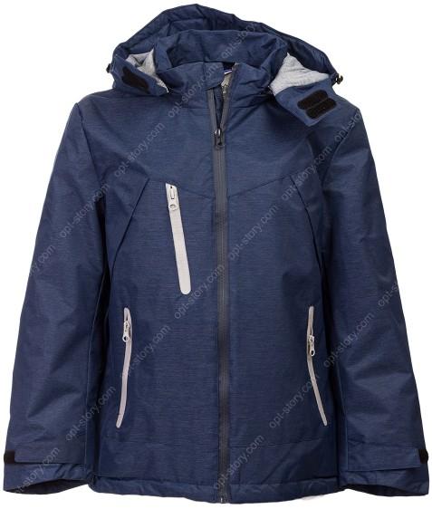 316# т.син Куртка мальчик 116-140 по 5