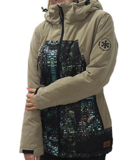 2373 хаки Куртка женская S-XL по 4