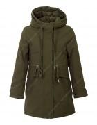 HL-001 хаки Куртка девочка 140-164 по 5