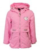 Z-907 роз. Куртка девочка 74-98 по 5