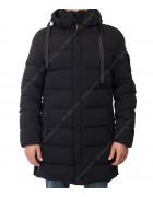 T-299  чёрн Куртка мужская  48-56 по 5