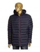 1370D т. син Куртка мужская 3XL -6XL по 6 шт