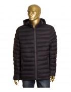1370D черн Куртка мужская 3XL -6XL по 6 шт