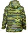 946B зел Куртка мальчик (двустор) 110-146 по 5