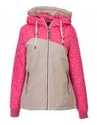 57916 пудра Куртка женская  M-2XL по 4