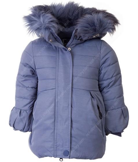 958 сер. Куртка девочка 74-98 по 5