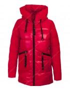 47538 красный Куртка женская S-3XL по 6