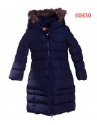 60430 GRACE Куртка девочка 4-12 р.-5шт. прод. -10 шт.БЛЕДНО РОЗОВЫЙ +