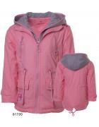 61190 Куртка девочка 86-116 по 6