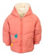 218011 пудра Куртка детская динозаврик 90-130 по 5