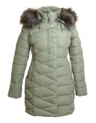 1721-1 бирюз Куртка женская M-2XL по 4