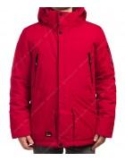 2065 крас. Куртка мужская 46-54 по 5