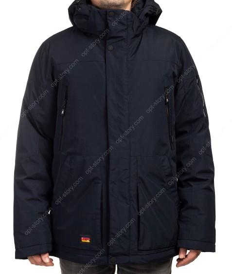 2065 т. син. Куртка мужская 46-54 по 5