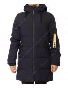 1826 т. син Куртка мужская M-3XL по 5