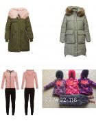 18695 Коллаж №39 Куртка девочка