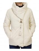 901 бел Куртка женская  M-2XL по 4