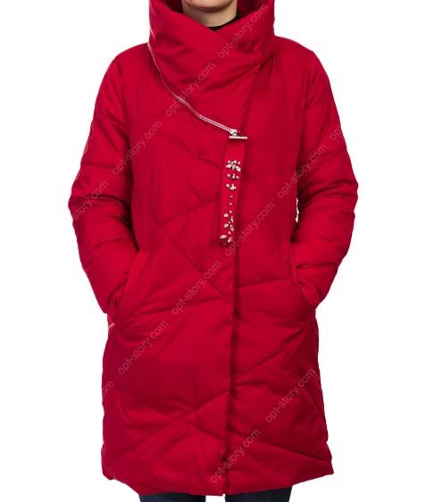 902 красн. Куртка женская М-2XL по 4