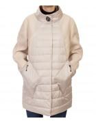 1862# беж Куртка женская 48-56 по 5