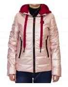 9062 пудра Куртка женская  M-2XL по 4