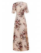 WYQ-8308 Платье женское S-XL 48/6