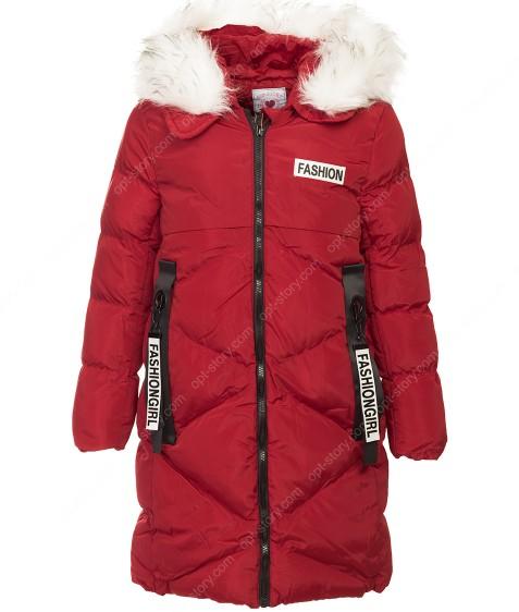 GMA-6454 Куртка девочка 110-160 по 6