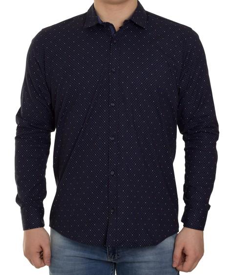KD1343 Рубашка мужская 2XL-5XL по 4