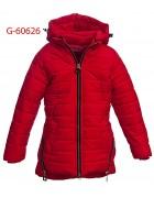 60626 Куртка девочка 134-164 р.-6шт.