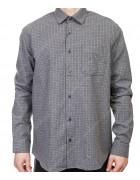 7954-1 Рубашка мужская (коттон) S-2XL по 6
