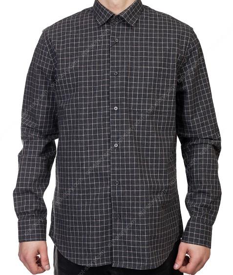 7954-5 Рубашка мужская (коттон) S-2XL по 6