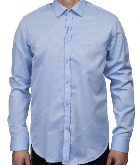 7957-1 Рубашка мужская S-2XL по 6