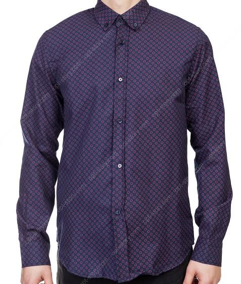 7959-2 Рубашка мужская S-2XL по 6