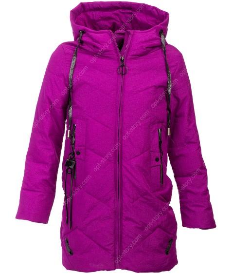 L-1910 фиолет Куртка девочка 134-158 по 5