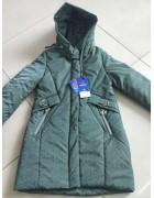YS-1987 зел. Куртка девочка 128-152 по 5