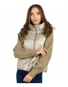 5381 беж. Куртка Passion жен 36-40 по 3