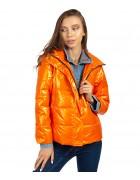 5518 оранж. Куртка Passion жен 36-40 по 3